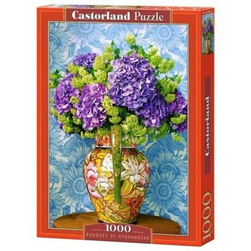 Bouquet of Hydrangeas
