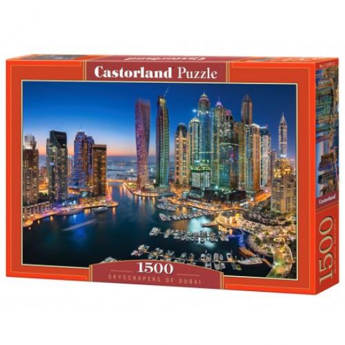 Skyscrapers of Dubai